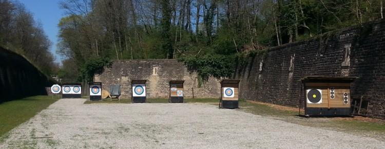 Pas de tir du Fort de Bron