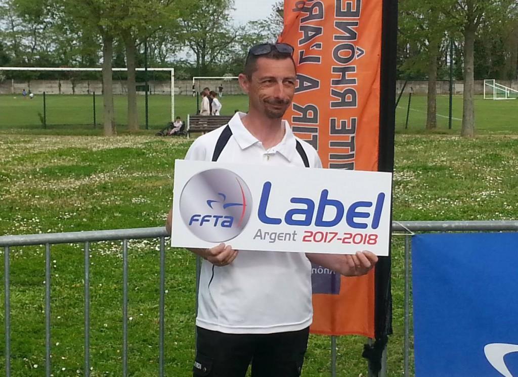 Remise Label FITA Argent