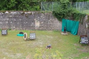 PAS DE TIR Fort de Bron 02